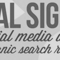 Social signal testing