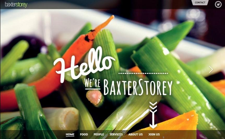 Baxter storey website