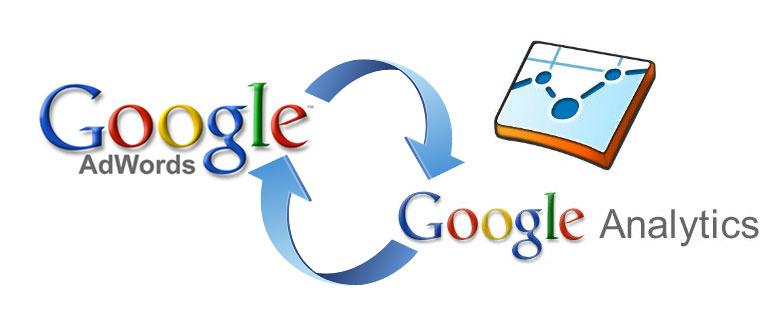 Link google analytics Google Adwords
